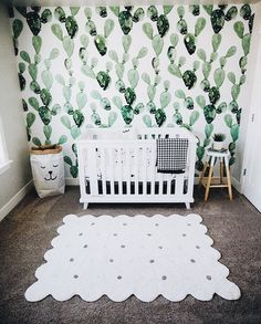 No babies for me anytime soon...but that is a cute idea for the wall!