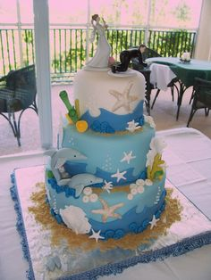 I love making cakes that are whimsical and not your...