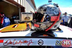 Dale Jr Helmet at Michigan 2014 #NASCAR