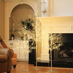 The Holiday Aisle Tree String Lights Color: Gold