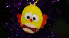 Check out this item in my Etsy shop https://www.etsy.com/listing/289760759/owl-ornament-made-of-felt-you-can-hang