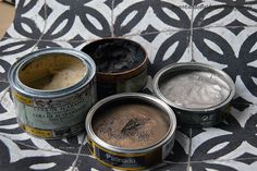 Tutorial cómo aplicar ceras sobre madera pintada