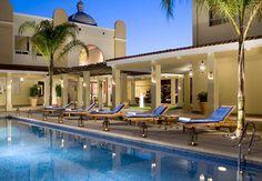 Pasar una tarde en la piscina del Tecilli Spa nos suena como la tarde perfecta. ¿Te animas? Ixtapan de la Sal Marriott Hotel, Spa & Convention Center en México