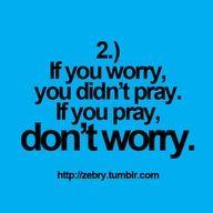 For us Catholic girls who worry about everything! #thisIsMe