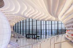 Gallery of Tianjin Binhai Library / MVRDV + Tianjin Urban Planning and Design Institute - 21
