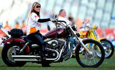 Harley Davidson captured on camera at Free State Stadium Harley-Davidson is recalling about 308 000 motorcycles - including some in South Africa - to fix a Business Performance, Website Design, Free State, Cheetahs, Rugby, South Africa, Harley Davidson, Most Beautiful, Riding Bikes