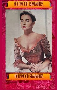 Hollywood Remembers: Jean Simmons Castellano