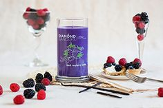 100% sugar rush, 0% guilt. This candy-scented candle is as sweet as Gummy Bears and Gobstoppers!