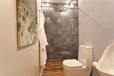 banheiro com revestimento somente box - Pesquisa Google