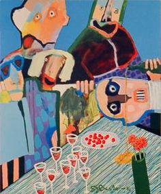 """sylvester leif - """"en underlig fest"""" Emil foreslog titlen: familie...."""
