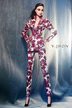 2014 December Fashion | by V. JHON DOLL