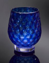Rocks Glass by Hot Glass Alley. American Made. See the designer's work at the 2016 American Made Show, Washington DC. January 15-17, 2016. americanmadeshow.com #americanmade, #americanmadeshow, #artglass, #glass, #rocksglass
