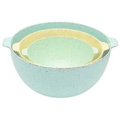 Set of Three Sprinkles Mixing Bowls - Tittles & Bits
