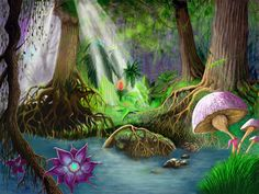 Magic Wood by Etyfa on DeviantArt