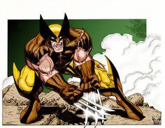 Wolverine by mrfuzzynutz on DeviantArt