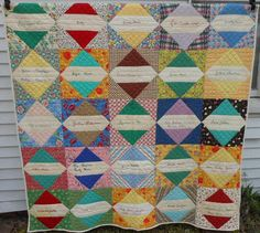 123 Best Signature Quilt Blocks Images Quilt Pattern Signature
