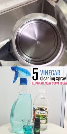 Diy Home Cleaning, Cleaning Spray, Homemade Cleaning Products, Household Cleaning Tips, Cleaning Recipes, House Cleaning Tips, Natural Cleaning Products, Cleaning Hacks, Cleaning Agent