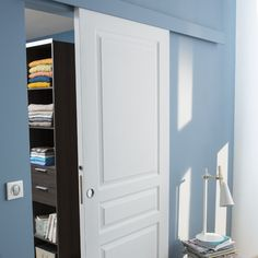 Les portes coulissantes ferment vos grandes ouvertures for Porte post formee