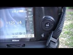 Nikon D3000 Manual Mode Explained