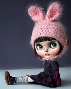 Peanut #customblythe #customblythedoll #doll #kawaii #japan #toy #jodiedolls