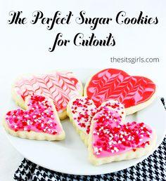 This sugar cookie re