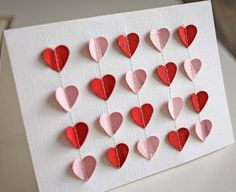 the stationery place: handmade valentine inspiration