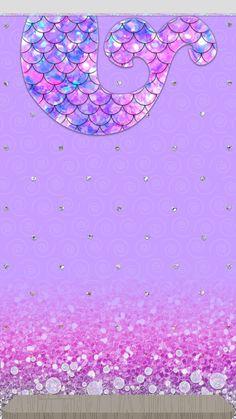 Purple, Violet, Lilac, Glitter, Pattern Birthday Background Wallpaper, Mermaid Background, Cute Wallpaper For Phone, Pink Wallpaper, Mobile Wallpaper, Phone Backgrounds, Wallpaper Backgrounds, Colorful Backgrounds, Iphone Wallpaper