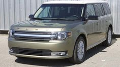Ford Flex Wagon Front View
