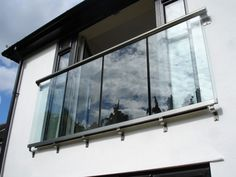 See what makes Balcony Systems Juliet balconies so popular. Juliet Balcony that has all the advantages.