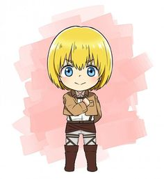 Armin Arlert | Shingeki no Kyojin / Attack on Titan