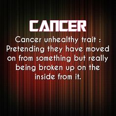 Cancer ♋ Zodiac Sign, Wholly Wow!