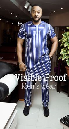 Guys is If you ain't looking fly you ain't keeping up with time – … African Shirts For Men, African Dresses Men, African Attire For Men, African Clothing For Men, African Wear, Nigerian Men Fashion, African Print Fashion, Mens Fashion, African Prints
