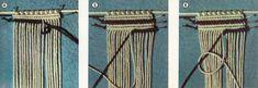 El tejido o nudo Cavándoli es un tipo de acordonado de macramé que debe su nombre a su creadora, Valentina Cavándoli