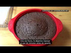 Prepara Tu Propia Tarta De Chocolate En Tu Microondas En Tan Solo Diez Minutos ¡Delicioso!