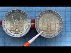 Rare Coins Worth Money, Valuable Coins, Euro Währung, Euro Coins, Budget Planer, Coin Worth, Coin Values, Commemorative Coins, Coin Collecting