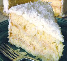Image of Coconut Layer Cake - From Southern Sweets Bakery from Evening Edge