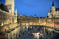 grand place brussels - Google Search