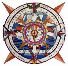 &Stitches: Scottish Diaspora Tapestry