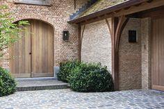 Vandemoortel Rustieke Bouwmaterialen - Stijlvloeren - Oude gevelstenen Paepesteen rijnformaat