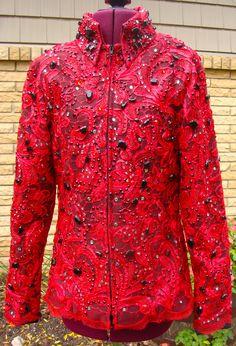 Sittin Pretty Show Clothing 2013 Showmanship, Western Pleasure jacket!  Sittin Pretty Show Clothing on FB!