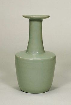 From Our Collection|The Museum of Oriental Ceramics,Osaka. Koryo Celadon Vase