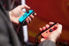 Nintendo Switch controllers can steer games on your computer