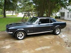 AutoTrader Classics - 1967 Ford Mustang Blue 8 Cylinder Manual | Muscle & Pony Cars | Calabasas, CA