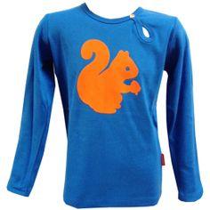 Tapete kinderkleding t-shirt blauw
