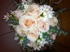 Beautiful wedding boquet!