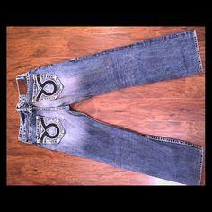 Big Star New!  33x34 Big Star New! Big Star Jeans Straight Leg