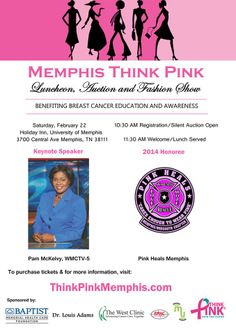 Stramel PR is donating a one hour social media consultation to Memphis Think Pink. Can't make it to Saturday's luncheon? Bid now! #thinkpink