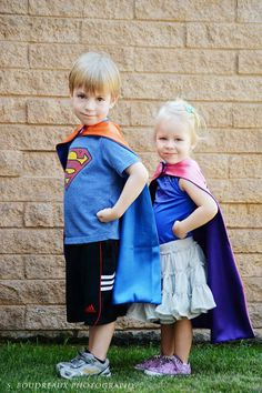 SUPERHERO CAPE Custom reversible with straight by littleshepsters, $11.00
