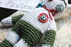 OVIKTORIA CHRISTMAS COLLECTION crochet, crocheting, amigurumi, christmas collection, craftastherapy, reindeer, horgolt, horgolás, madebyoviktoria, oviktoria