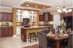 Ez - 802 Callahan • 43EZE45603AH • 2200 sq.ft • 3 Beds • 2 Baths • $122,000 - $231,000 #dream #kitchen